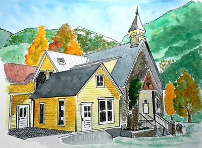 Designs Similar to Telluride Church