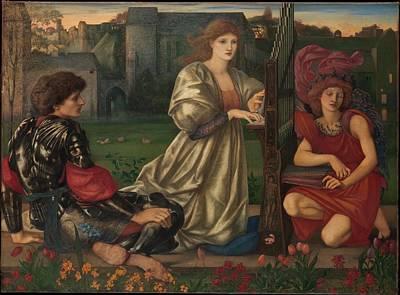 Edward Burne-jones Original Artwork