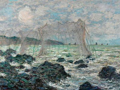 Designs Similar to Fishing Nets At Pourville