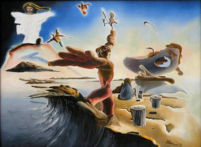 Dave Martsolf: Oil Art
