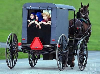 Amish Farms Photographs Original Artwork