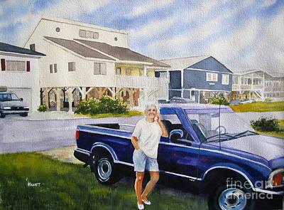 Cherry Grove Original Artwork