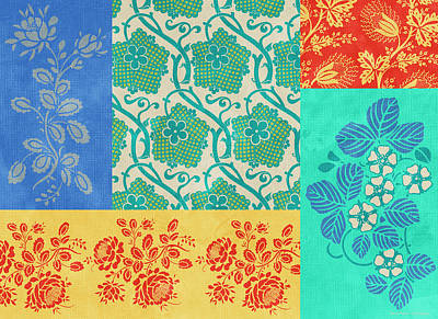 Designs Similar to Deco Flowers by JQ Licensing