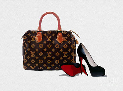 Christian Louboutin Posters