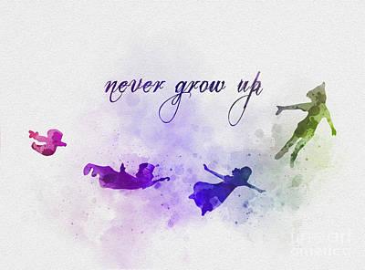 Grow Mixed Media