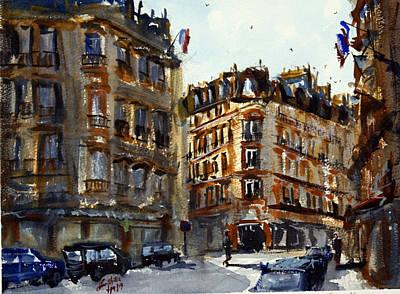 Designs Similar to Parisian Street by James Nyika