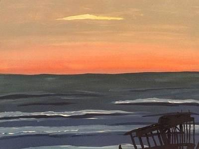 Peter Iredale Paintings