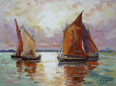 Irek Szelag: Sail Art