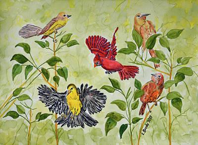 Designs Similar to Spring Birds Watercolor