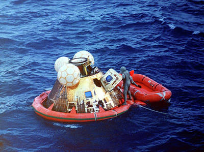 Designs Similar to Apollo 11 Recovery, 1969