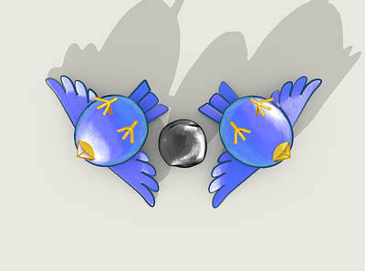 Designs Similar to Kill Two Bird With One Stone