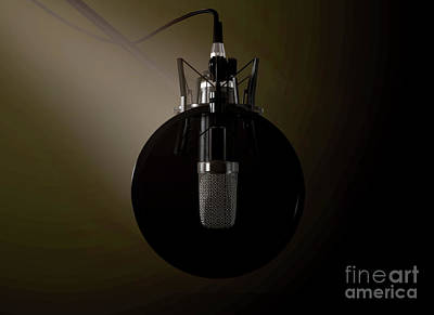 Designs Similar to Dramatic Condenser Microphone 3