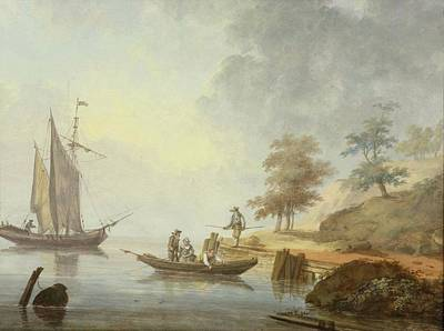 Designs Similar to Coastal View With Ships