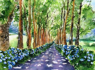 Azores Original Artwork