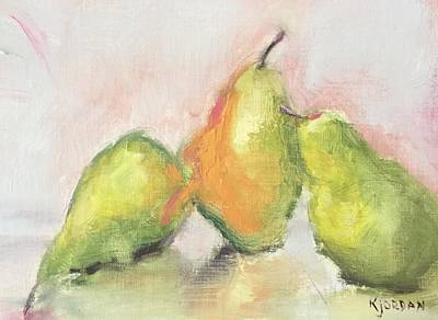 Designs Similar to Pears X 3 by Karen Jordan