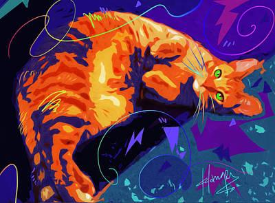 Designs Similar to Pop Cat Miles by DC Langer