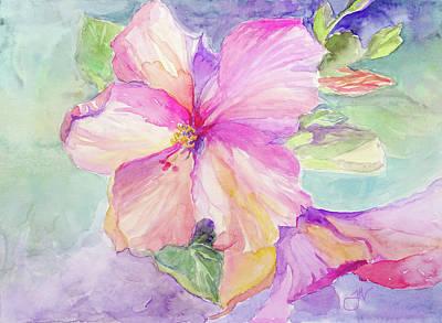 Hawaiian Flower Paintings