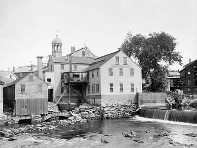 Blackstone River Prints