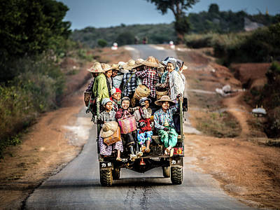 Commute Photographs