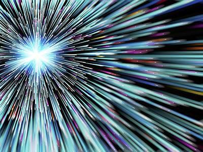Particle Accelerator Art Prints