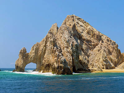 Cabo San Lucas Arch Posters
