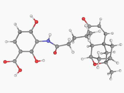 Designs Similar to Platensimycin Drug Molecule