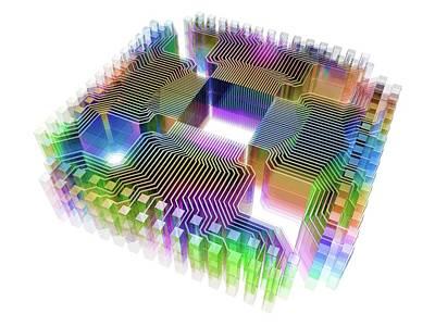 Designs Similar to Quantum Computer
