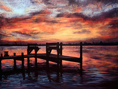 Topsail Island Paintings