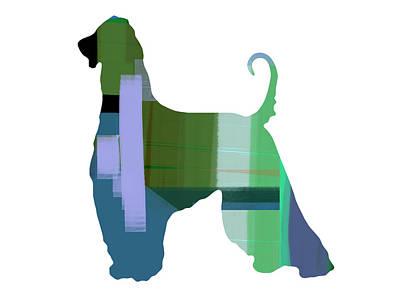 Designs Similar to Afghan Hound 1 by Naxart Studio