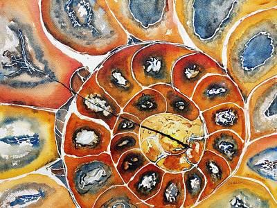 Geode Art Prints