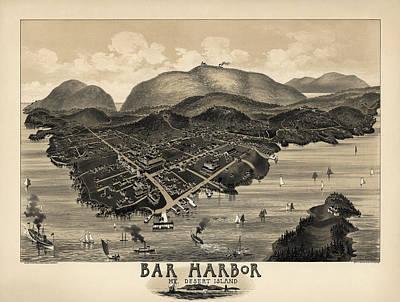 Bar Harbor Drawings