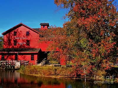Bonneyville Mill Art