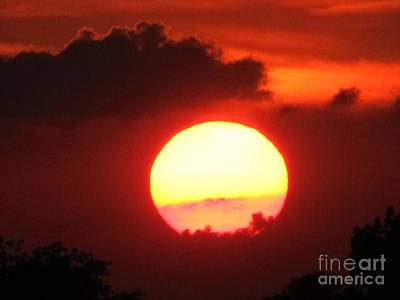 Designs Similar to Cloudy Sunset 21 May 2013