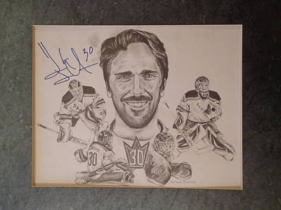 New York Rangers Drawings Original Artwork