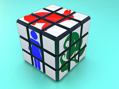 Rubix Prints
