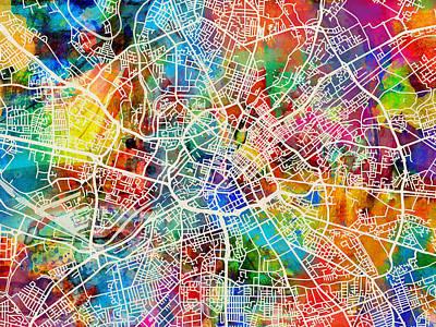 Greater Manchester Art Prints