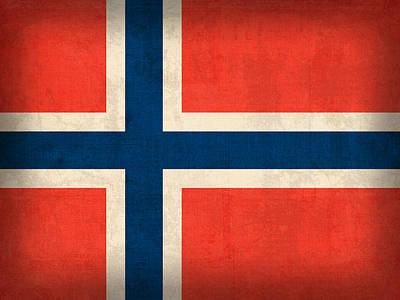 Norway Mixed Media