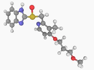 Designs Similar to Rabeprazole Drug Molecule