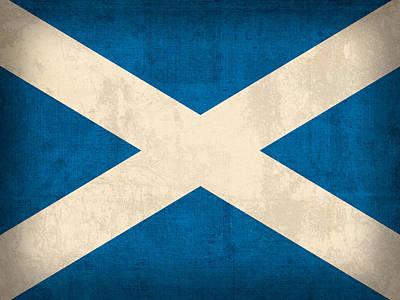 Scotland Mixed Media