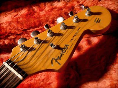 Fender Art Prints