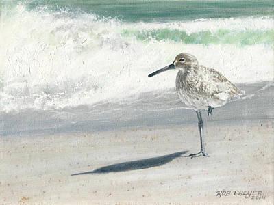 Sandpiper Art Prints