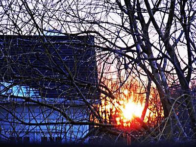 Sunrise Next Door Prints