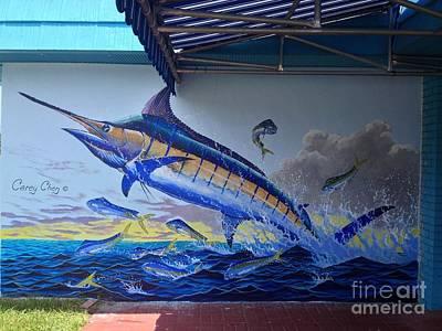 Sportfish Boat Paintings