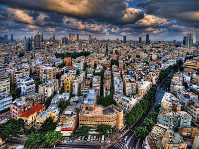 Designs Similar to Tel Aviv Lookout