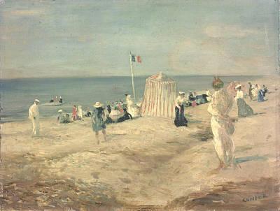 Designs Similar to The Beach At Ambleteuse, 1901
