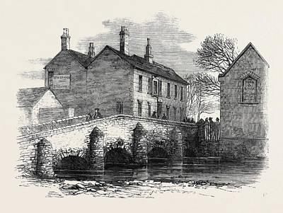 Bow Bridge Drawings Prints