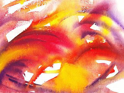 Lightening Paintings Prints