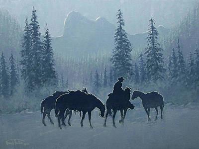 Designs Similar to Western Winter by Randy Follis