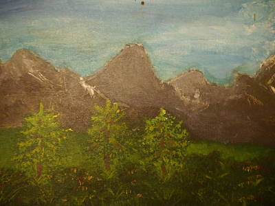 Joshua Massenburg Paintings