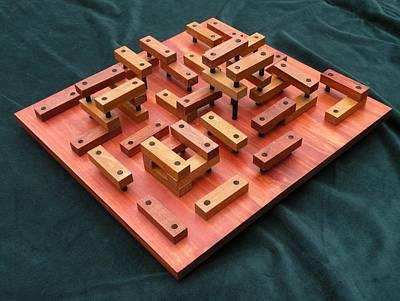 Dave Martsolf: Construction Art
